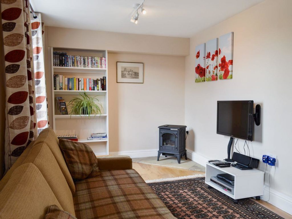 Living room - Herriot Country holiday cottage